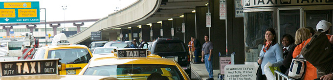 Taxi, Car, and Van Service - EWR - Newark Liberty Airport